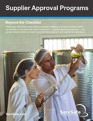 Supplier Approval Programs: Beyond the Checklist